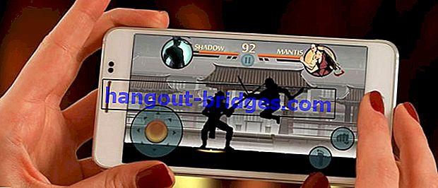 Bukan tipuan! Inilah Cara Membuat Permainan Android Tanpa Pengekodan