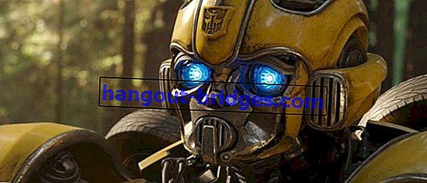 Tonton Filem Bumblebee (2018) | Kisah Awal Autobots!