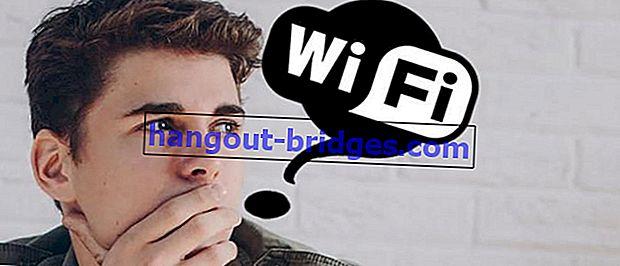 Kerap Digunakan, Anda Tahu Tidak Terlalu Lama Dari Wi-Fi?