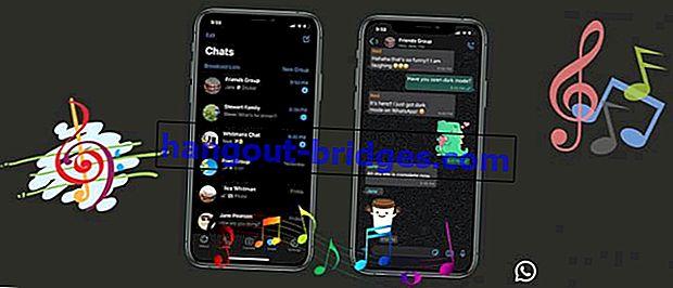 50+ Nada Dering WhatsApp Terkini 2020 (Muat turun Percuma)