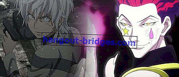 7 Watak Anime Paling Psikopatik & Mengerikan, Joker Tiada!