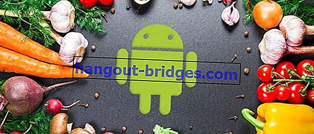 10 Aplikasi Resepi Android Terbaik 2018