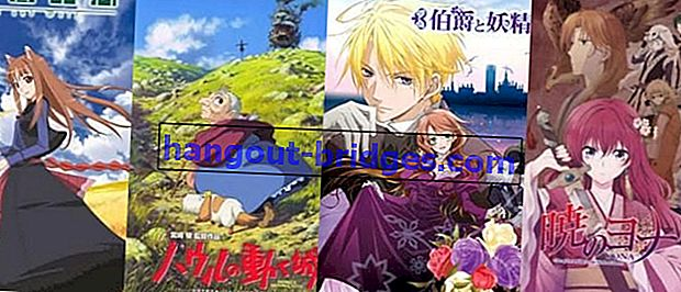 5 Anime Fantasi Romantik Terbaik untuk Tonton Semasa di Rumah