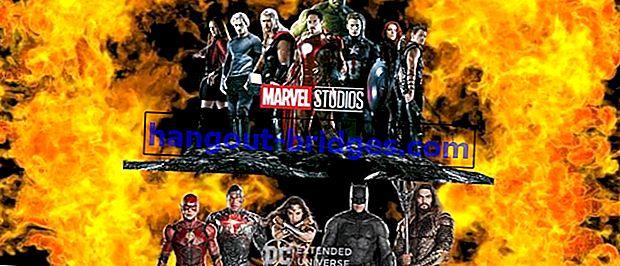 7 Sebab Mengapa Marvel Lebih Berjaya daripada DC, Nombor 4 adalah Kuncinya!