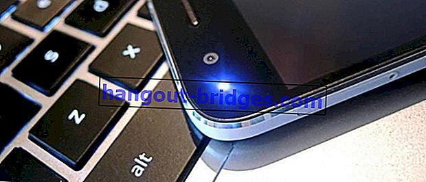 Cara Mudah Mengubah Warna LED Pemberitahuan pada Telefon Pintar Android