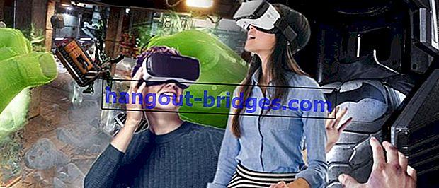 10 สุดยอดเกม VR บนทุกแพลตฟอร์มเพียง 10 หมื่นทุน!