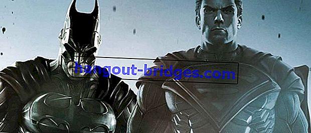 AndroidとiOS向けの5つの最高のスーパーマンゲーム