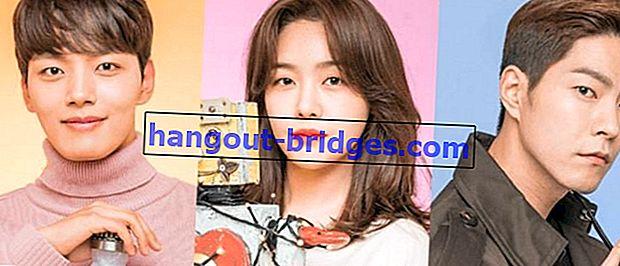 Tonton Drama Korea My Absolute Boyfriend (2019), Romance Romance with Fictionional Love