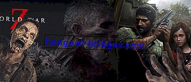 10 Permainan Zombie Terbaik Sepanjang Masa! Pencinta Seram Pasti Main!