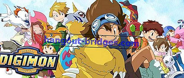 5 Permainan Digimon Terbaik di Android yang Perlu Anda Cuba