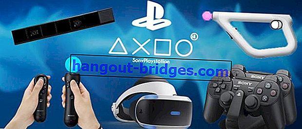 4 번 최고의 PlayStation 액세서리, 번호 4로 손이 좁아집니다!
