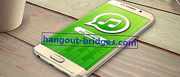 Cara Menukar Nada Dering WhatsApp dengan Lagu Kegemaran