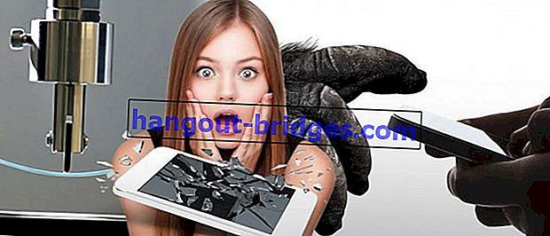 4 Jenis Skrin Kaca Telefon Bimbit Terbaik, Kaca Gorila Paling Kuat?