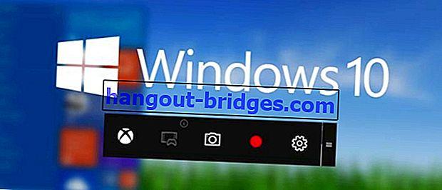 Cara Merakam Skrin Windows 10 Tanpa Perisian