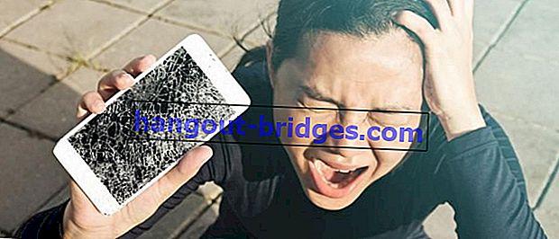 7 Perkara Ini Boleh Merosakkan Telefon bimbit Anda Dengan Segera!