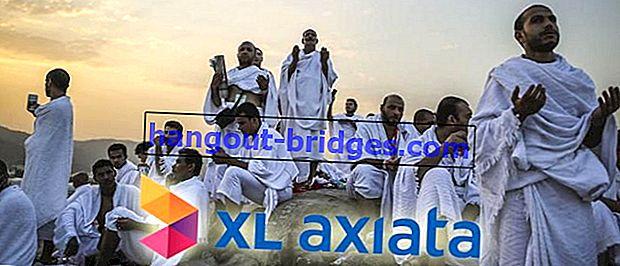 Senarai Lengkap Pakej Haji & Umrah XL 2019 Terkini (Internet & Telefon)