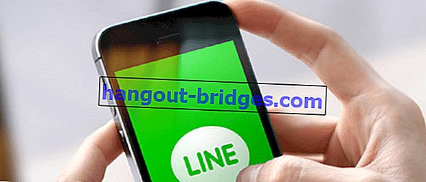 Passionnant! 4 applications de LINE Rendez vos photos plus Instagram-capables!