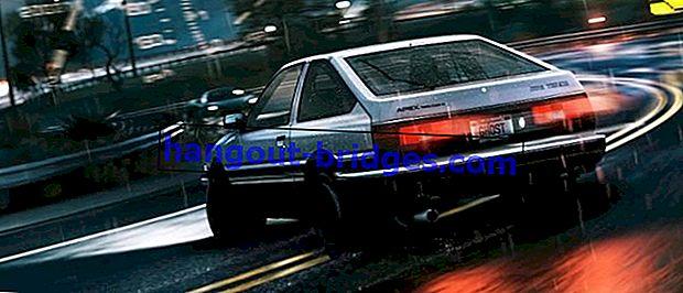 7 ของอะนิเมะแข่งรถที่ดีที่สุดที่สเปอร์ส Adrenalin หมายเลข 7 ทำให้ความคิดถึง!