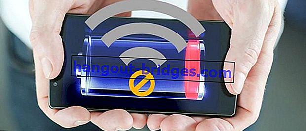 Cara Blokir Akses Internet di Aplikasi Android Tertentu