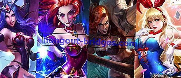セクシーなアビス!8この女性ヒーローのモバイル伝説の登場は、1人のプレーヤーに焦点を当てます