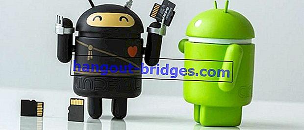 MicroSD Tidak Boleh Memformat Android? Lakukan ini secepat mungkin!