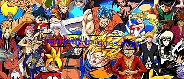 7 Permainan Anime Jepun Terbaik di Android yang Mesti Anda Miliki