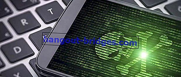 Cara membasmi Virus Trojan yang paling ganas di Android