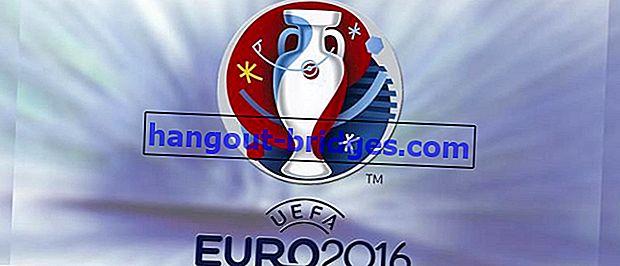 Cara Streaming Semi Final dan Final Euro 2016 Lewat Smartphone