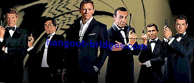 史上最高のジェームズボンド映画の7つ、本当に昔のことはありますか?