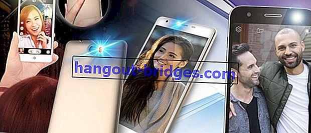 5 Fungsi Kilat LED Telefon Pintar Jarang Digunakan