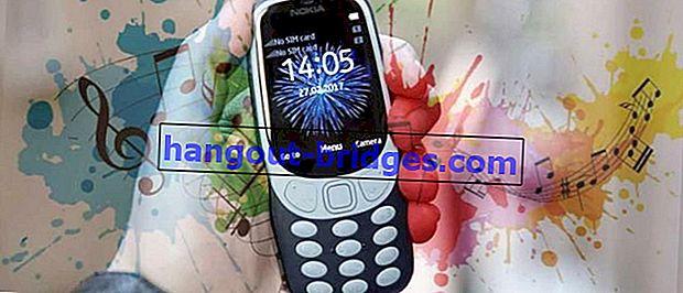 70+ Nada Dering Nokia Jadul Terbaik 2020 Percuma, Ini Masa yang Nostalgia!
