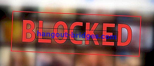 6 Laman Web Wajib Diblokir pada 2018