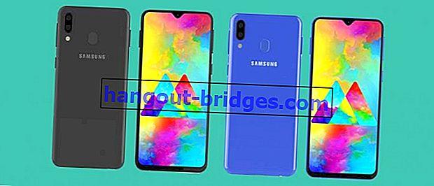 7 Telefon Samsung Terbaik dengan RAM 3GB yang Murah, Main COD Mobile Current Jaya!