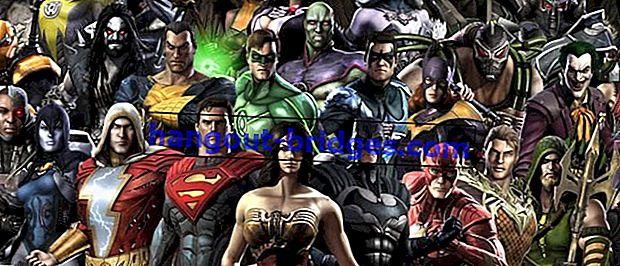 7 Permainan Superhero DC Terbaik di Android, Ada Harley Quinn!