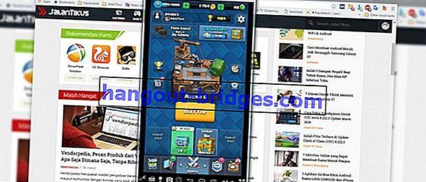 Cara Bermain Clash Royale di PC atau Laptop dengan Emulator Android Paling Ringan