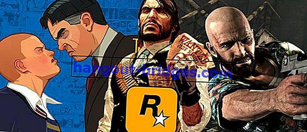 7 Permainan Rockstar Terbaik Sepanjang Masa, Bukan Hanya GTA!