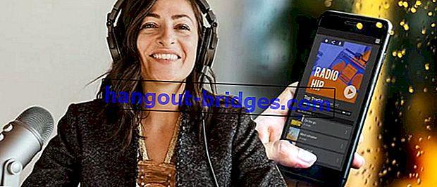 7 Aplikasi Podcast Terbaik tahun 2020, Boleh Mendengar & Membuat Podcast Secara Langsung!