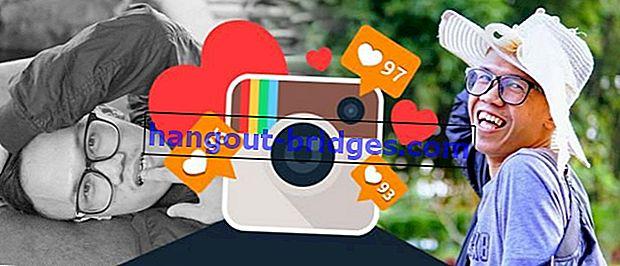 Cara menyembunyikan gambar-gambar palsu di Instagram tanpa menghapusnya