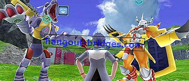 7 Permainan Digimon Terbaik Sepanjang Masa, Buat Nostalgia!