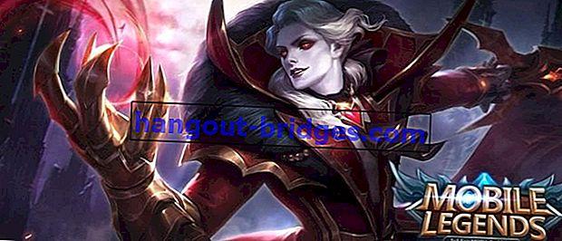 Ulasan Indepth Alucard Mobile Legends: Jadikan Anda Abadi!