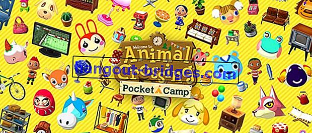 Muat turun Animal Crossing: Pocket Camp Game (Nintendo Switch Game di Android)