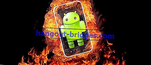 2 Kaedah Surefire untuk Mengatasi Telefon Android yang Panas Pantas