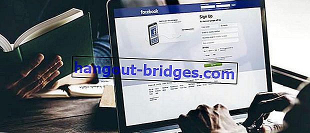 Cara memulihkan kata laluan akaun Facebook yang terlupa atau digodam