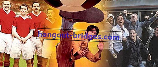 7 Filem Bola Sepak Terbaik Sepanjang Masa, Jadikan Ubat Hilang!