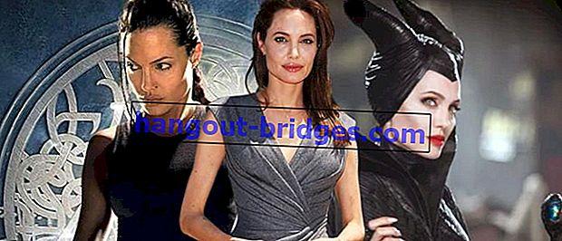 7 Filem Angelina Jolie Terbaik Yang Harus Anda Tonton, Sentiasa Nampak Seksi?