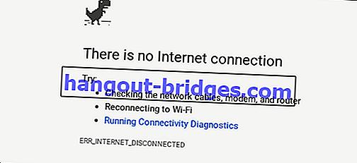 Cara Mengatasi Masalah Your Connection Is Not Private Saat Menyambung Ke Wifi Publik