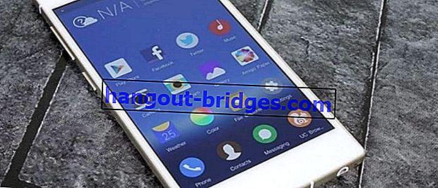Canggih! Ini adalah 5 Telefon Pintar Android Terkecil di Dunia