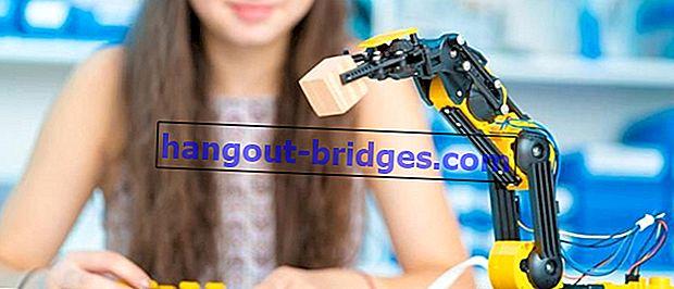 5 Laman Pembelajaran Robot Terbaik, Ada Bahasa Indonesia