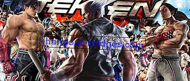 7 Permainan Tekken Terbaik yang Pernah Ada, No. 7 Pasti Bermain Pemain Sebenar!