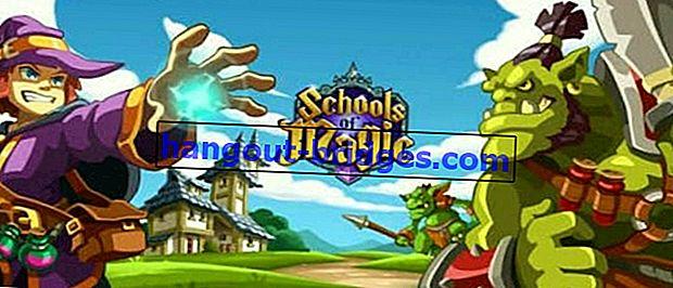 5 Permainan Android dengan Tema Sihir Paling Menyeronokkan dan Menyenangkan TANPA Internet